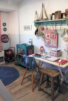 שאבי-שיק מקומי: בבית של ללי גולדשטיין « Home in Style – הבלוג לעיצוב הבית