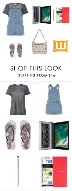 """""""Middle School in Albuquerque"""" by heyitskayden ❤ liked on Polyvore featuring IRO, Dorothy Perkins, Aéropostale, Logitech, Cross, Mead and Capri Designs"""