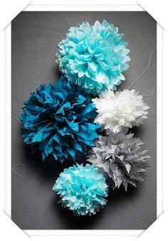 Decorazioni a pompom (Foto 2/39) | PourFemme