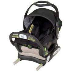 Muv Kussen Infant Car Seat - Mystic Black