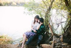 Engagement #engagement #lake #lovesessions #photography     www.mbiadorweddings.com // info@melissabiador.com