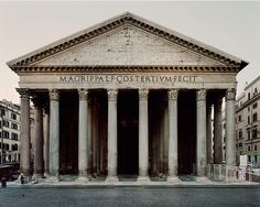 potente-art: The Pantheon, Rome per JMWTurner
