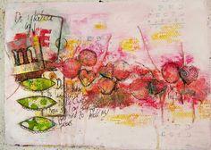 The Hobby Room (Michelle Webb): Dina Wakley