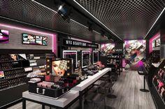 Une arrivée médiatisée 'parce qu'elle le vaut bien': née aux USA en 1999, la marque de maquillage Nyx a été rachetée il y a deux ans par L'Oréal. Sa première boutique française sera inaugurée prochainement à Toulouse. Quant à son site e-commerce, il est déjà ouvert depuis un an.