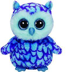 """""""Oscar"""" owl 6 inch Beanie Boo"""