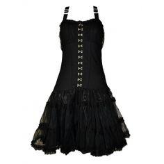 Robe Gothique Poizen Industries (Evil Clothing)