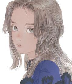 (19) またよし@C97(月曜日)西H09a (@matayosi) 的媒体推文 / Twitter Chica Anime Manga, Manga Girl, Anime Guys, Anime Art, Manga Illustration, Character Illustration, Pretty Art, Cute Art, Aesthetic Art