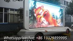 11 Best mobile digital LED billboard advertising truck images in
