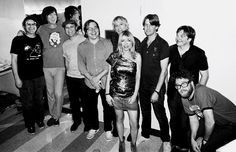 sonic youth + pavement