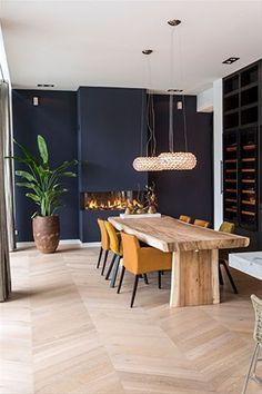 Home Interior Salas Utrecht.Home Interior Salas Utrecht Dining Room Console, Dining Room Design, Dining Table, Fall Home Decor, Cheap Home Decor, Home Living Room, Living Room Decor, Home Decor Inspiration, Decor Ideas