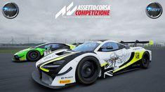 Assetto Corsa Competizione Replay # Mclaren 720S GT3 @ Silverstone