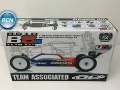 Team Associated B5M - Unboxing - http://techstronics.com/reviews/hobbies/rc-cars/team-associated/team-associated-b5m-unboxing/  - #TeamAssociated