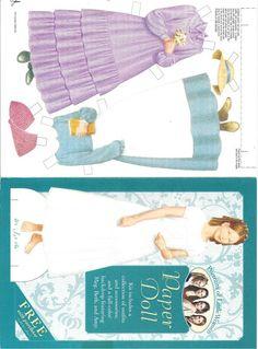 Magazine Paper dolls - DollsDoOldDays - Picasa Webalbum