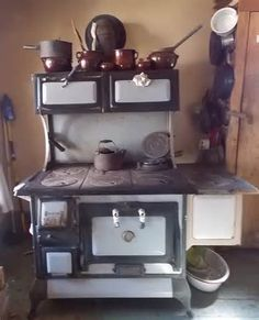 Old Wood Cook Stoves Values