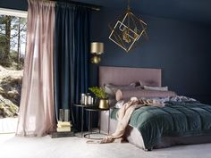 25 Elegant Bedroom Makeover Ideas With Small Budget - Trendy Bedroom, Modern Bedroom, My New Room, Room Inspiration, Furniture Inspiration, Painting Inspiration, Interior Inspiration, Design Inspiration, House Design