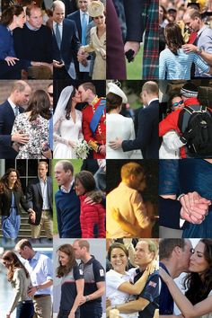 Sweet Moment between the Duke and Duchess of Cambridge Prince George Alexander Louis, Prince William And Catherine, William Kate, Duchess Kate, Duke And Duchess, Duchess Of Cambridge, Principe William Y Kate, Kate And Meghan, British Royal Families
