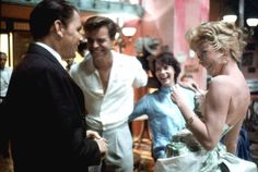 Natalie & RJ visit Sinatra & Shirley MacLaine on the set of Can-Can (1959)