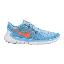 Nike Free 5.0 (GS) - Sneakers - bleu