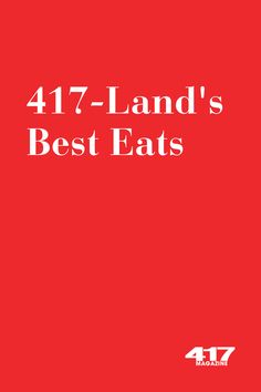 The best restaurants, dishes and drinks in Springfield and Southwest Missouri. Best Dishes, Missouri, Restaurants, Drinks, Food, Drinking, Beverages, Essen, Restaurant