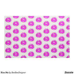 Kiss Me Fabric