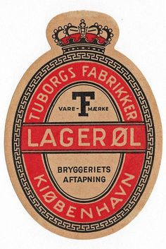 Tuborgs Label