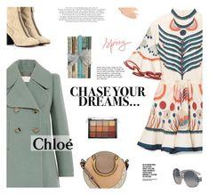"""Female Designers: Chloe"" by imurzilkina ❤ liked on Polyvore featuring Chloé, Proenza Schouler, Too Faced Cosmetics, STELLA McCARTNEY, Lipsy, Viseart, internationalwomensday, pressforprogress, FemaleDesigners and ByWomenForWomen"