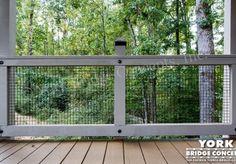 Wire Mesh Handrail