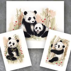 I just bought these and they are so stinken cute!!!  Look even better after I framed them :)