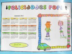 RECURSOS DE EDUCACION INFANTIL: DIA DEL PADRE