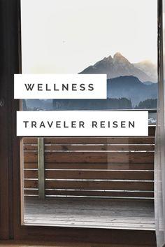 Wellnesstraveler, das bedeutet Wellness auf Reisen genießen. Auf der Suche nach Genuss, Wohlbefinden, Wellnesshotels aber auch entspannten Destinationen und Genussreisetipps