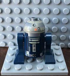 Minifigure 75051 LEGO Star Wars Astromech Droid Dark Blue