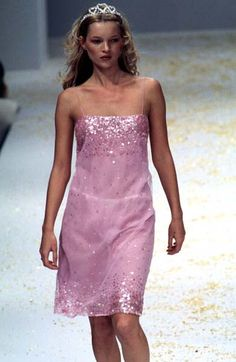Blumarine - Ready-to-Wear - Runway Collection - WomenFall / Winter 1996