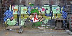 muufi • HH-Graffiti 1071 by cmdpirx on Flickr. A través de...