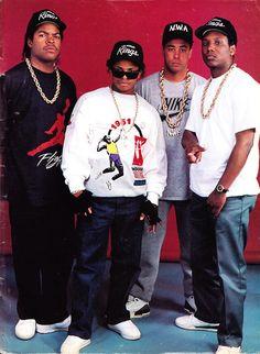 N.W.A. - Minus Dr. Dre.