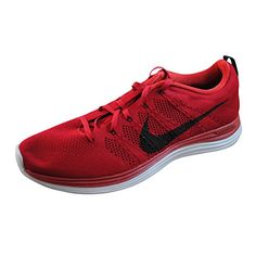 Nike Flyknit Lunar1 Mens Running Shoes 554887601 Gym Red 13 M US *** You can find more details by visiting the image link.