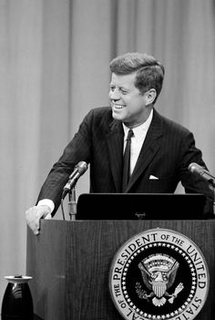 John F Kennedy, President of the U. 1961 to Nov.died (assassinated) in Dallas, Texas on Nov. Married Jacqueline (Jackie Bouvier on Sept. John Kennedy, Jacqueline Kennedy Onassis, Caroline Kennedy, Les Kennedy, Greatest Presidents, American Presidents, Dallas, Marie Curie, Steve Jobs