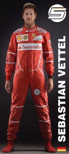 Scuderia Ferrari -Sebastian Vettel