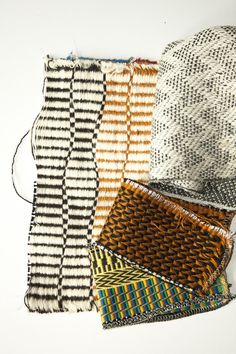 Sarah Poley — Weaving Projects