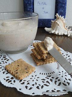 Heljdini krekeri — Coolinarika Good Morning Breakfast, Bread, Food, Brot, Essen, Baking, Meals, Breads, Buns