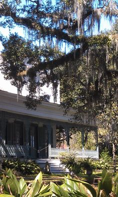The Myrtles Plantation in St. Francisville, Louisiana