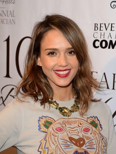 Jessica Alba - The Beverly Hills Chamber Of Commerce Hosts EXPERIENCE: East Meets West Event