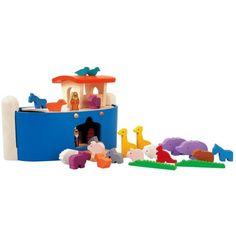 Noah's Ark Play Set - Plan Toys