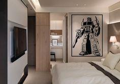 Eli world love this! Large Retro Transformers G1 Wall Art Vinyl Sticker by HallofHeroes