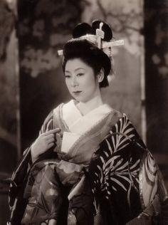 The Life of Oharu (1952) 西鶴一代女 田中絹代