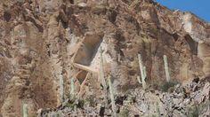 Aravaipia Canyon near Phoenix