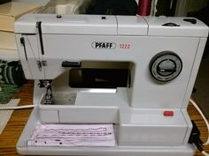 1000 images about pfaff 1222 sewing machines on pinterest sewing machines sewing machine - Reparation machine a coudre pfaff ...