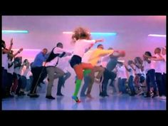 Beyoncé - Mueve tu cuerpo ( Move your body) OFFICIAL VIDEO REAL SPANISH VERSION Great for commands :)