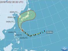Taiwan cancels Monday flights to Okinawa due to Typhoon Chaba - Focus Taiwan News Channel