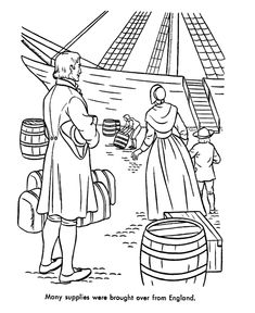 many coloring page could use for notebooking for early american society early american homes and home life early american children early american - Amish Children Coloring Book Pages