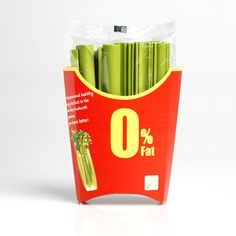 #celery #mcdonalds